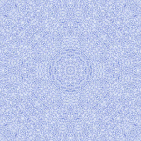 crossing tangle: Abstract background with blue lines concentric pattern