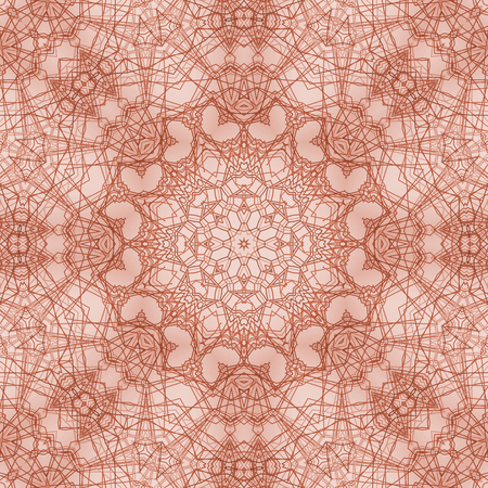 crossing tangle: Abstract background with vintage thin lines pattern Stock Photo