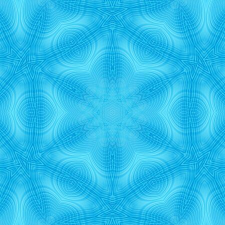 circular blue water ripple: Abstract background with blue concentric pattern