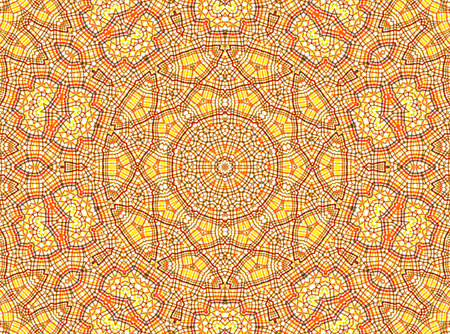 concentric: Abstract background with concentric pattern