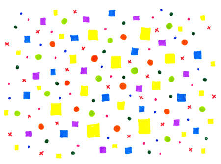 cross hatched: Abstract background with bright color pattern Stock Photo
