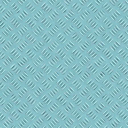 Abstract blue background with diamond pattern