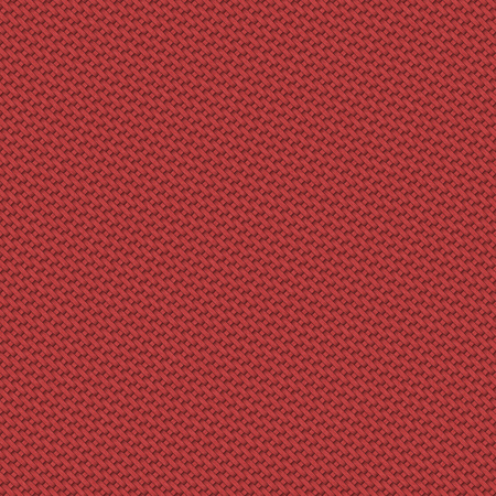 wattled: Red diagonal weave pattern, abstract texture Stock Photo