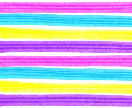 Abstract background with bright colorful strips