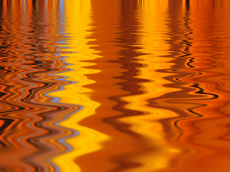 Abstract beautiful bright sunny water ripples background