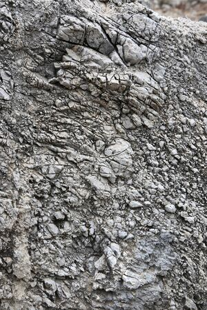 Rock stone texture, close-up natural background