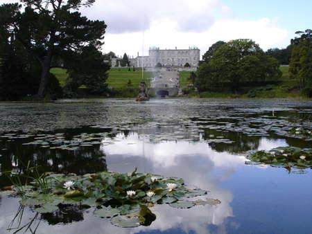 Powerscourt House and gardens, County Wicklow,Ireland