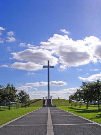 Papal Cross in the Phoenix Park, Dublin