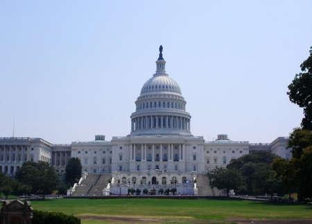 lawmaking: United States Capitol Building Washington DC