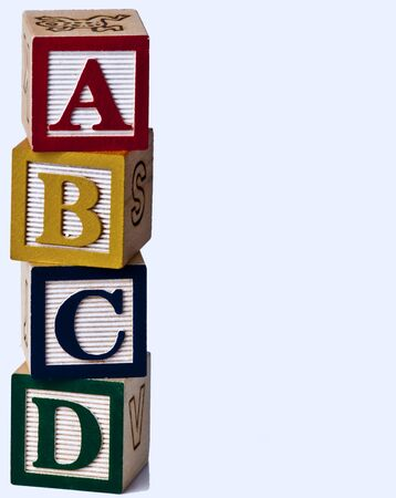 ABCD Building Blocks photo