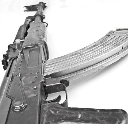 Ak 47 Russian Made Assault Rifle  photo