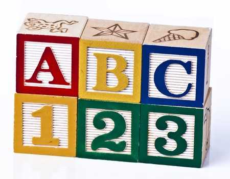 consecutive: Building Block ABC 123