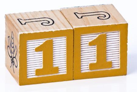 eleven: Building Block Number eleven