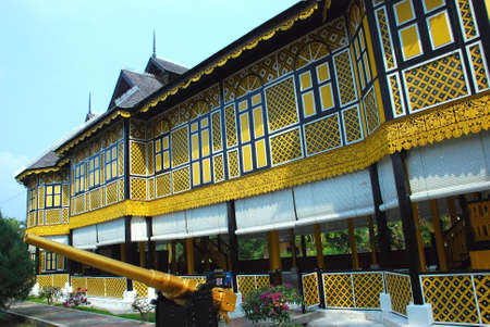 traditional house at perak, malaysian # #