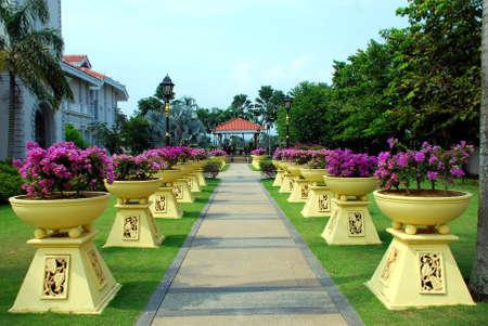 beautiful landscapes image at pahang, malaysian Stock Photo