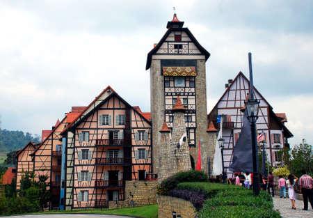beautiful castle image at pahang, malaysian #