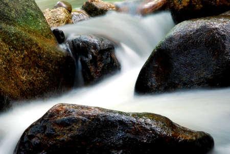 beautiful waterfalls image at pahang, malaysian #