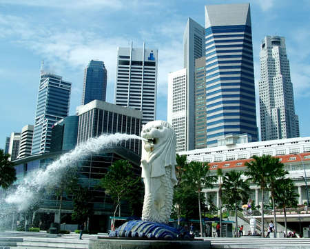 beautiful focus a buildings image singapore