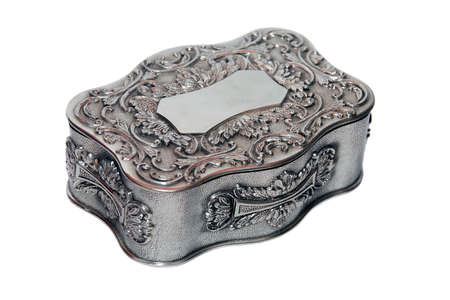 jewellery box: Antique Jewellery Box