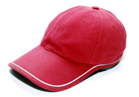 red baseball cap image