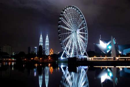 ferris wheel-eyes on malaysia