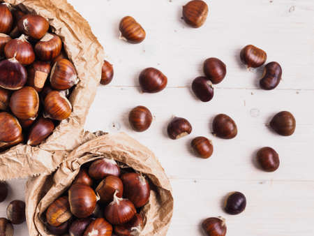Chestnuts: the fruits of autumn