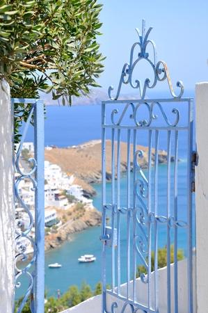 Gateway to holiday Stock Photo - 12670608