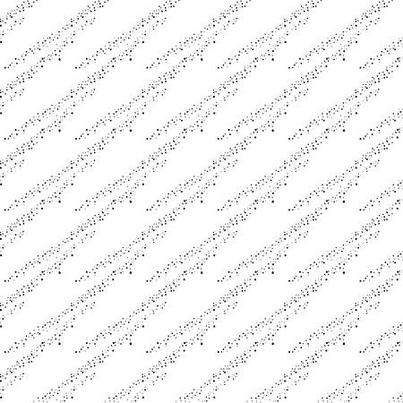 seamless pattern with stars on a white background. Stock vector Illustration