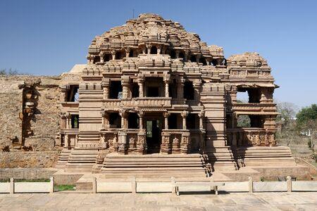 Architecture heritage sas bahu temple,Gwalior,Madhya Pradesh,India