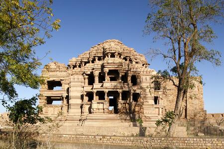 Heritage Sas Bahu temple,Gwalior fort,Madhya Pradesh,India