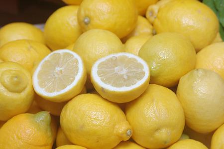 Nature,Fruit,Citron,Citrus Limon,Rutaceae