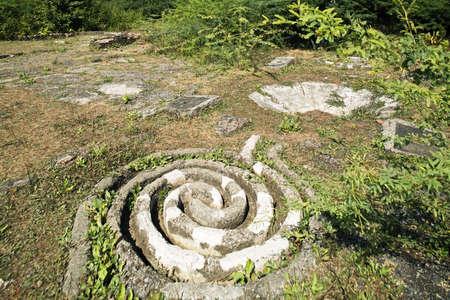 Excavation Site,Champaner,Gujarat,India