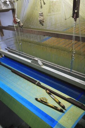 Handloom Stock Photos And Images - 123RF