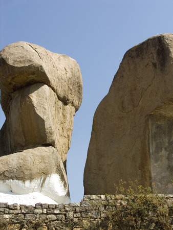 Golconda Fort,Hyderabad,Andhra Pradesh,India LANG_EVOIMAGES