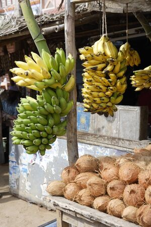 perishable: Fruits Stall,Karnataka,India