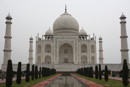 Taj Mahal Seventh Wonders of World,Agra,Uttar Pradesh,India UNESCO World Heritage Site