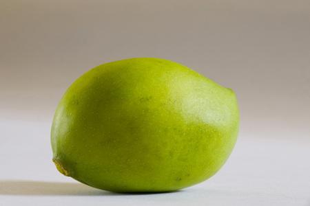 Fruit,green mango,mangifera indicia,India
