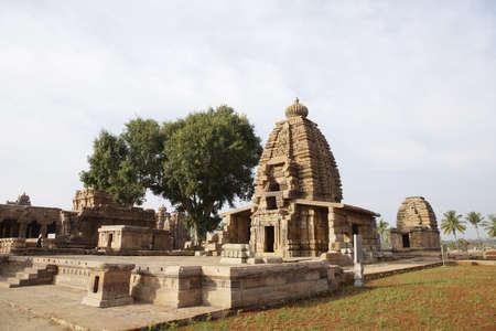 Galganatha Temple,Pattadakal,UNESCO World Heritage site,Chalukya,District Bagalkot,Deccan plateau,Karnataka,India