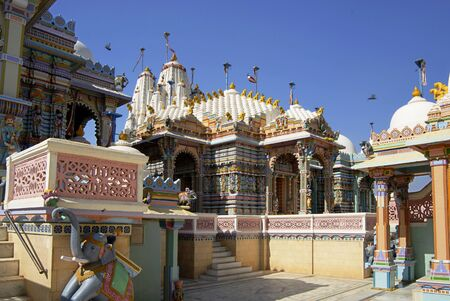 Jain Temple of Jhakhuau,Jhakhau,Kutch,Gujarat,India