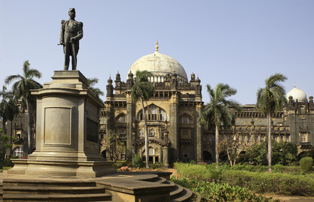 Prince of Wales Museum,Bombay Mumbai,Maharashtra,India Stock Photo
