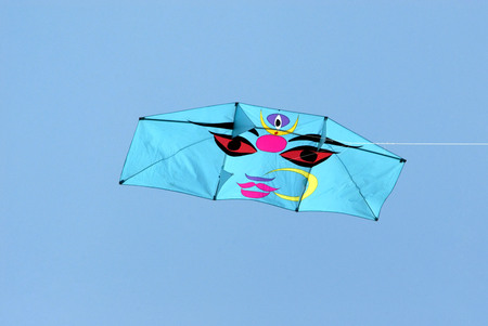 International Kite festival,Gujarat Tourism,Surat,Gujarat,India Stock Photo - 85786686