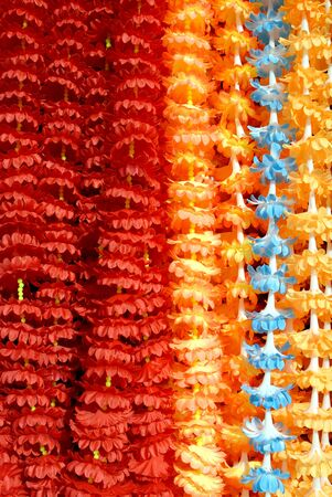 toran: Artificial different colors flower hang for sell