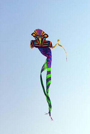 International Kite festival,Gujarat Tourism,Surat,Gujarat,India Stock Photo - 85787078