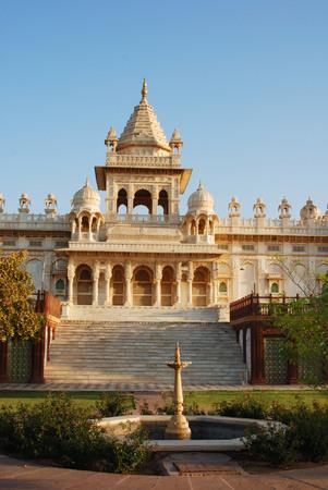Jaswant Thada,Jodhpur,Rajasthan,India Stock fotó