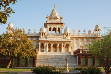 Jaswant Thada,Jodhpur,Rajasthan,India Stock Photo