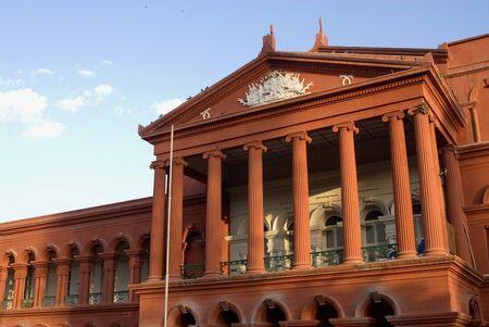 Mysore 정부 오래된 건물, Mysore, 방갈로르, Karnataka, 인도