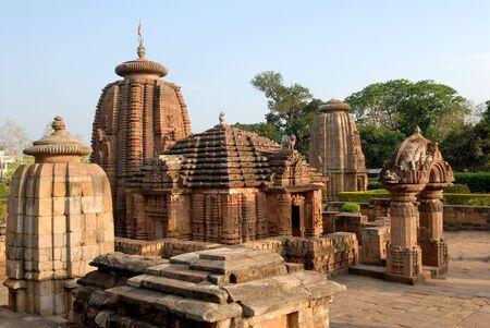 シヴァ神、ブバネシュワール、オリッサ、インドに捧げられる Mukteshwara 寺