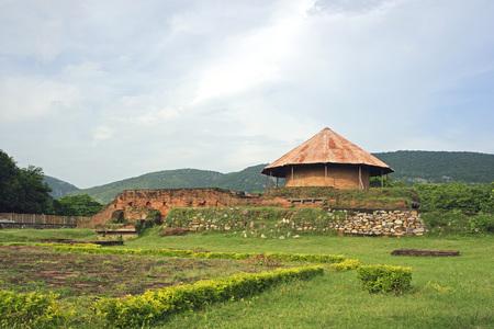 Maniyar math,Rajgir,Bihar,India