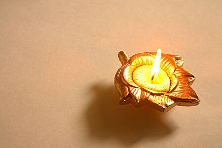 Indian festival Dipawali or diwali celebration diya clay oil lamp on white background,Bombay Mumbai,Maharashtra,India