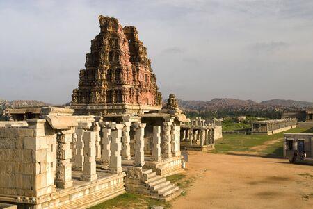 Vithala temple in 16th century,Hampi,Karnataka,India